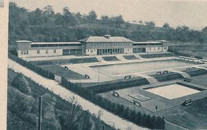 Bretten im Schwarzwald - Städtisches Schwimmbad - um 1935