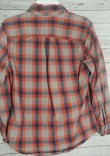 c277c3407 TUCKER TATE PLAID Shirt Boys Size M 8-10 - $8.99 | PicClick