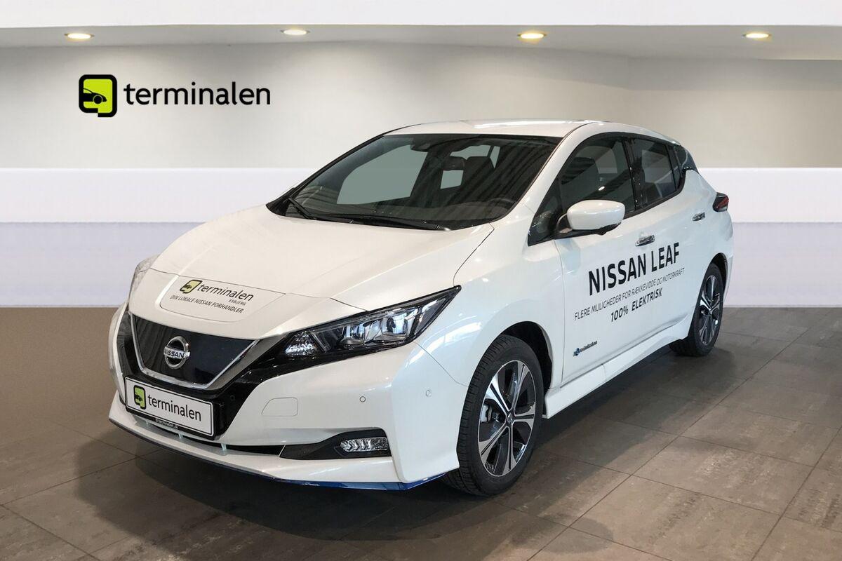Nissan Leaf e+ Tekna
