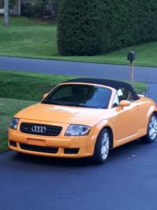 Audi TT Quatro SLine 3.2L