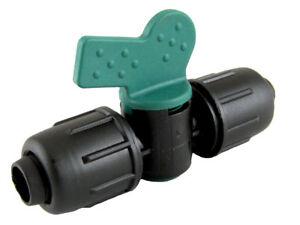 PE-Rohr-Kugelhahn-Schnellverschluss-16mm-PN4-Absperrhahn