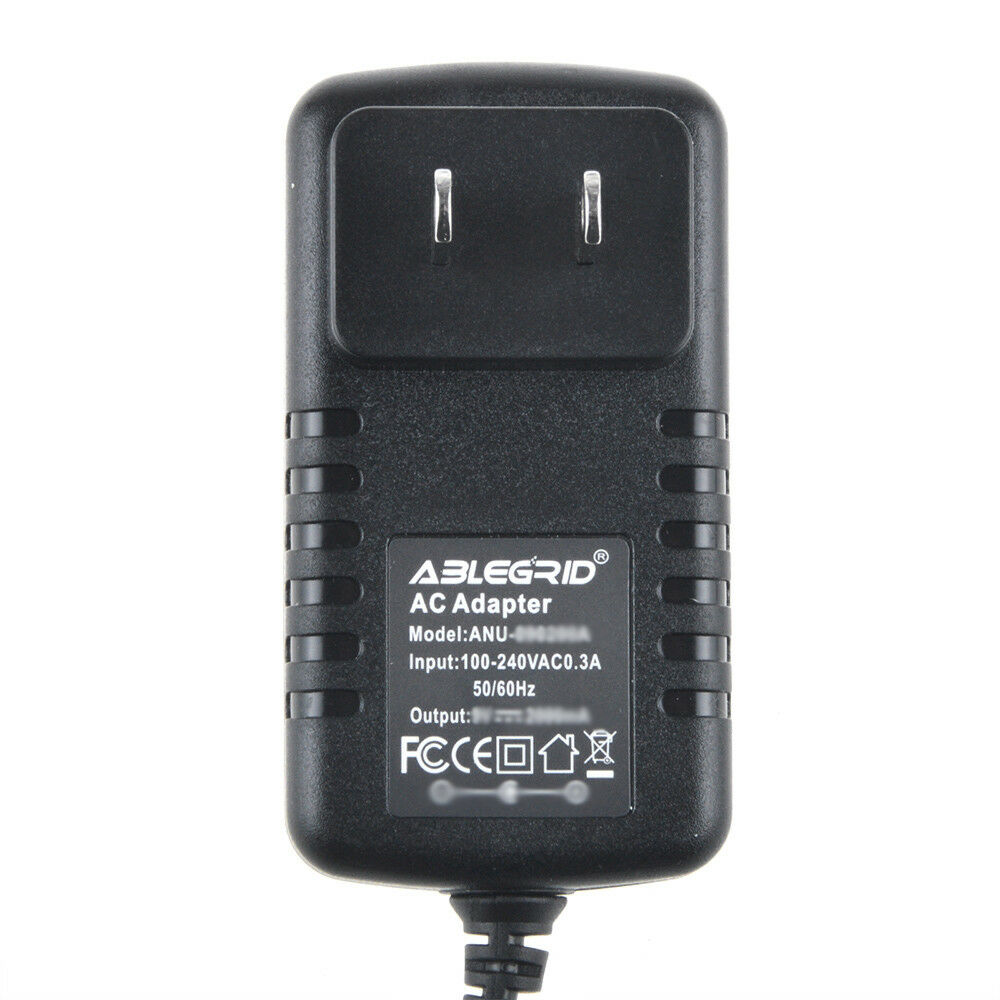 AC Adapter Charger for QFX PBX-61087 PORTABLE PARTY SPEAKER WIRELESS MICROPHONE