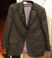 Black Smart Evening Dress Jacket Modern Chest 42 S Fast Post (58)
