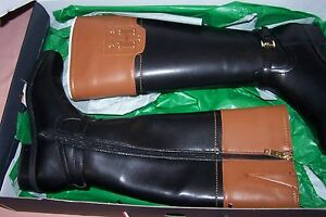 23b87c1fc Tommy Hilfiger tw DREA2 Black Multi LL Women s Blk Brwn Boots Size ...