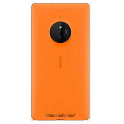 Nokia Lumia 830 Orange/Black Wireless Charging Smartphone