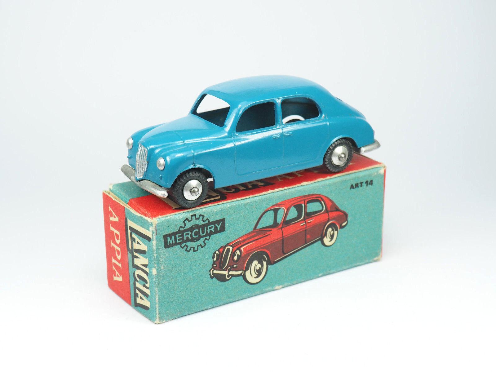 MERCURY - Art 14 - Lancia Appia Bleu - - - 1/48e - Italy - Boite d'origine 44b7aa