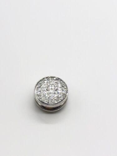 Muslim Magnet  Hijab Scarf Clip Pins Fashion Snag Free Dimond Pearl Shambala