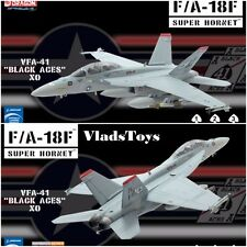 Dragon Wings 1:72 F/A-18F USN VFA-41 Black Aces, NH101, USS Nimitz, 2003 50179