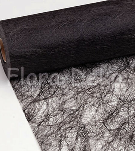 25m Sizoflor 20cm Wide Table Band Wedding Table Runner Mourning Birthday Party