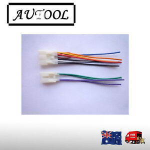 Audio-Harness-cable-for-Toyota-original-Stereo-Hiace-Camry-Prado-Hilux-Head-unit