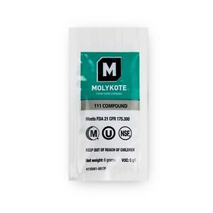 O Ring Lubricant >> Details About Food Grade Silicone O Ring Lubricant Sealant Nsf Fda Approved Safe 6g