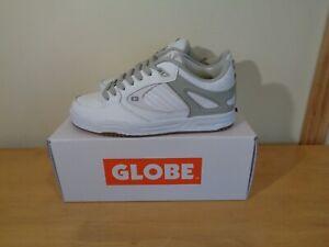 Globe Skateboard Shoes Agent White