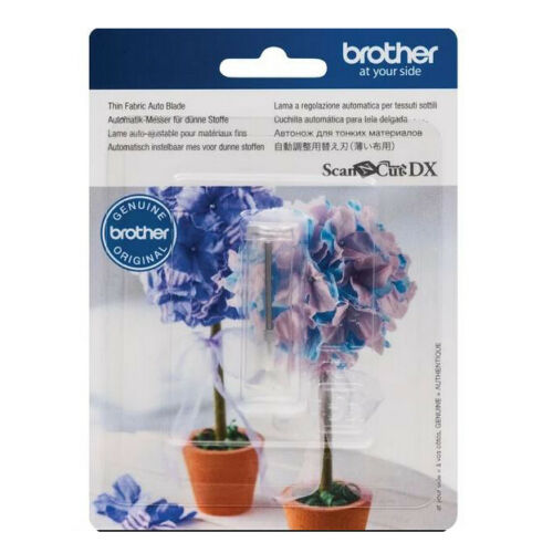 Brother Scan N Cut SDX1200 Thin Fabric Auto Cutting Blade 1 only Brand New
