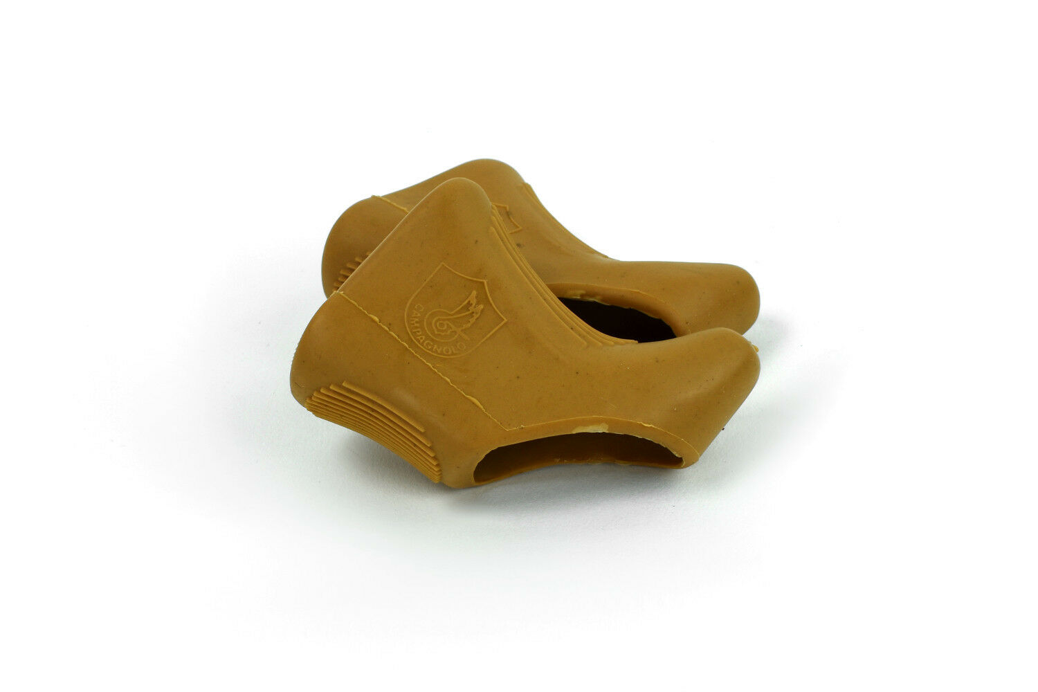 Campagnolo Gran Sport or Super Record  replacement brake hoods - Gum  Brown  high-quality merchandise and convenient, honest service