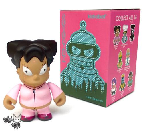 "Futurama x Kidrobot Good News Everyone Series Fat Amy 3/"" Vinyl Figure"