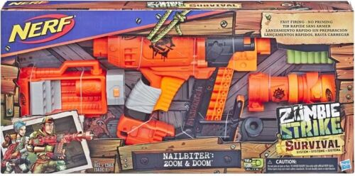 Nerf Zombie magníficos XL Blaster Kit Soft Dart Blaster