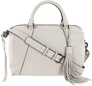 Rebecca Minkoff HSP7GPBS52 Isobel Ladies Large Leather Satchel Handbag