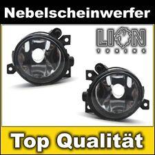 Nebelscheinwerfer Klarglas VW Golf 5 GT, GTI, R32, Jetta 3, Scirocco 3 schwarz