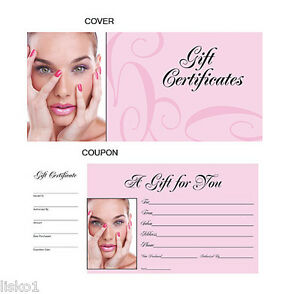 HAIR-SALON-GIFT-CERTIFICATES-BOOK-numbered-from-1-50
