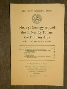 Geologists-Association-Guide-GEOLOGY-AROUND-THE-DURHAM-AREA-1958