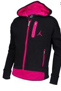 Air Jordan Girls Cropped Jacket