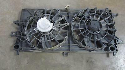 Supercharged fits Grand Prix Dual Radiator and Condenser Fan Assembly-VIN 4