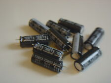 6.3MCZ1800M8x20 16 pcs MCZ 1800uF 6,3V Rubycon Capacitor +105° NEU Kondensator