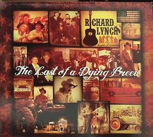 RICHARD-LYNCH-the-last-of-a-dying-breed-CD-country
