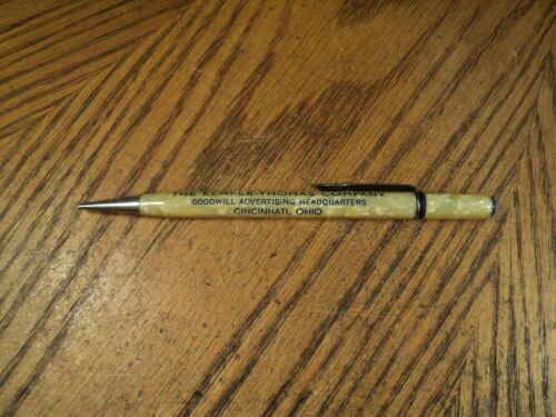 Vintage Mechanical Pencil Advertising The KemperThomas Company Cincinnati Ohio