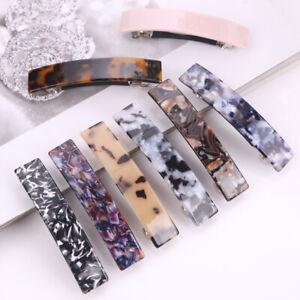 Women-Vintage-Resin-Hair-Clip-Hairband-Snap-Slide-Barrette-Hairpin-Hair-Acces