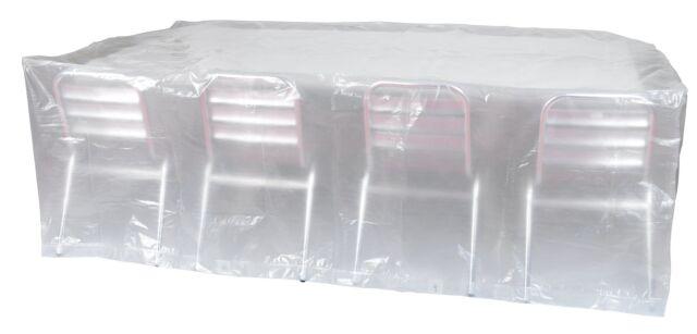 Ribimex - Housse de Salon Jardin rectangulaire 250x150xh80cm | eBay