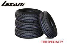 4 New 225 70 16 Lexani LXHT-106 Tires P225/70R16 - 101T  2257016