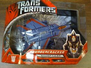Transformers Movie Automorph Voyager Thundercracker NEW FREE SHIP US