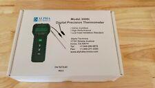 New Listingalpha Technics Model 3000i Digital Precision Thermometer