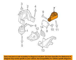 image is loading new-oem-2002-2008-mini-cooper-engine-stabilizer-