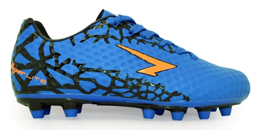 online store 91cc1 57830 Sfida Control Synthetic Upper Junior Football Boot (Royal)