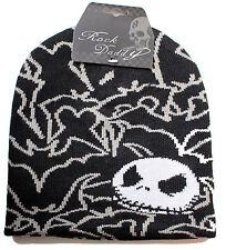 Oficial Nightmare Before Christmas-Jack Skellington Murciélagos-Beanie Hat