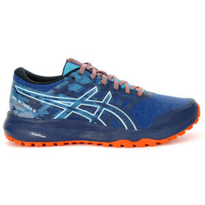 ASICS Women's Gel-Scram 5 Blue Expanse/White Running Shoes 1012A474.400 NEW