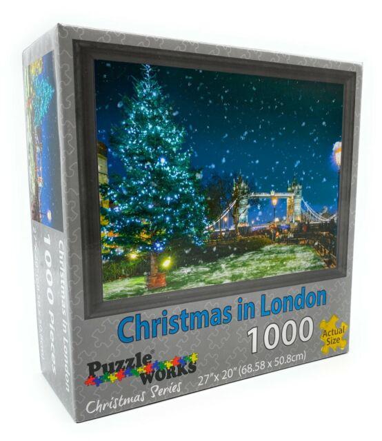Puzzle 1000 pezzi Winter Landscape  Trefl