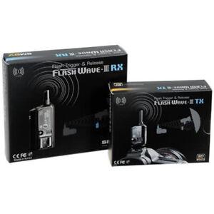 SMDV Flash Wave III Radio Trigger/Shutter Release Kit