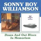 Down and Out Blues/In Memorium by Sonny Boy Williamson II (Rice Miller) (CD, Mar-2004, Beat Goes On)