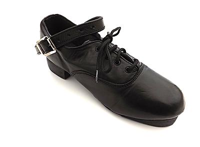 Baile Irlandés Cuero Duro JIG Grueso Zapatos
