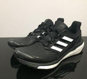 adidas Energy Boost Core Black Mens Shoes CG3359 | Pro