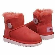 5687dc05a99 UGG Australia Kids K Bailey Bow BOOTS 3280y Bougainvillea 5 for sale ...