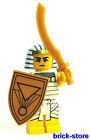 LEGO 71008 / Série 13 FIGURINE (Nr.08) Égyptien Guerrier