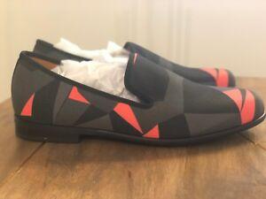 48929c5d4 Duke + Dexter Volt Camo Canvas Loafers - Men s Size UK 10 - Dress ...
