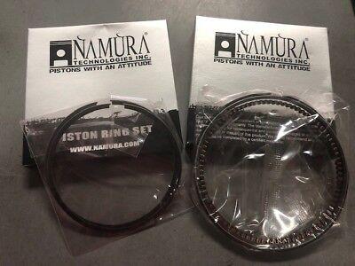 Namura Piston Ring Set 84.95mm NA-40011-2R