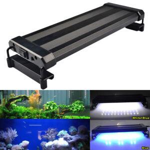 Image Is Loading Aquarium Fish Tank Over Head Lamp C Led