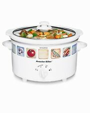 Proctor Silex Oval Slow Cooker (4 Quart)  *** New In Factory Sealed Box ***