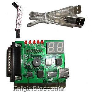 PC-amp-LAPTOP-Diagnostic-Card-US-SELLER-LPT-USB-amp-Desktop-PCI-Analyzer-Tester